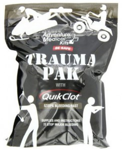 Adventure Medical Kit Trauma Pack with QuikClot
