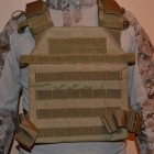 Condor Sentry Plate Carrier Tan Review