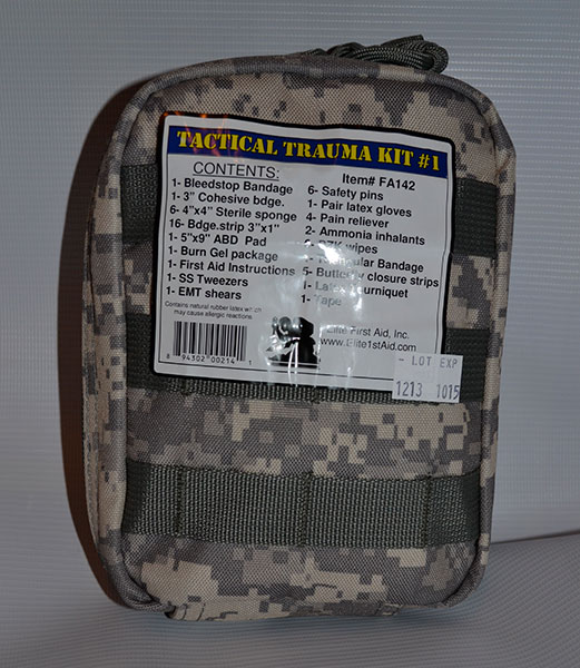 Tactical Trauma Kit