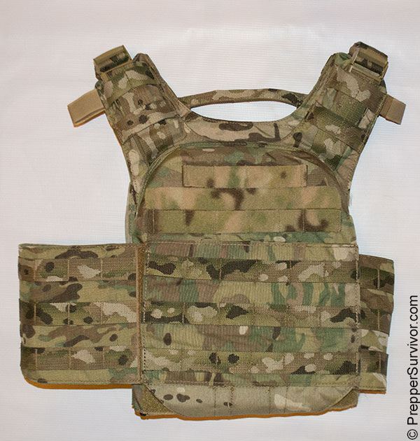 Condor Outdoor Cyclone Lightweight Plate Carrier MultiCam