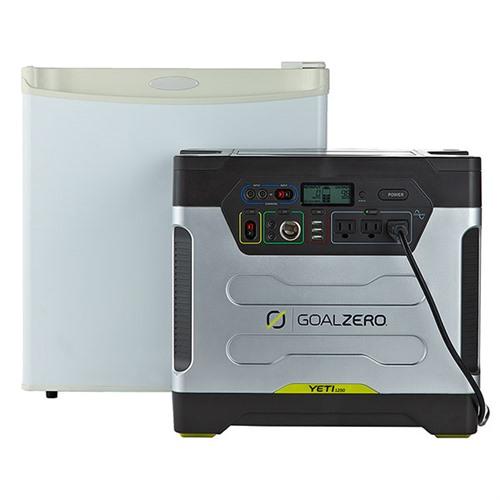 GOAL ZERO - YETI 1250 Solar Recharging Kit