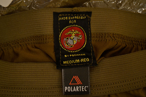 USGI Military Polartec Silkweight Power Dry Thermal Underwear Pants