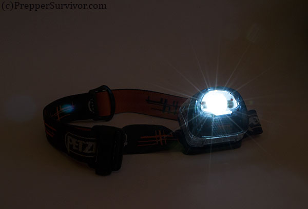 Headlamps for survival and preparedness