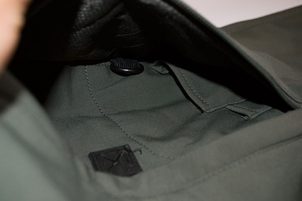 Condor Summit Chest Pocket