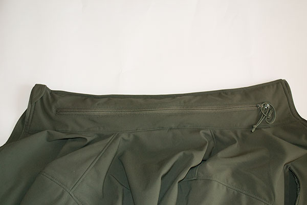 Condor Summit Jacket Stow-away Hoodie