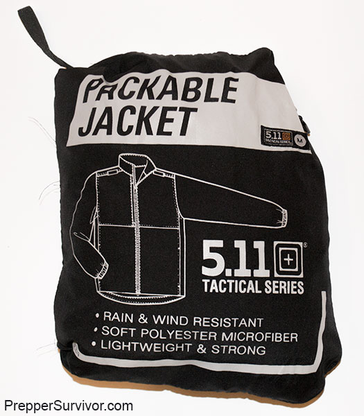 5.11 Packable Jacket Review