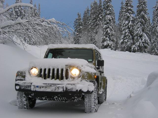 Winter survival when car breaks down far from civilization