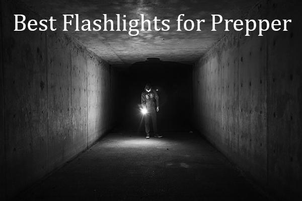 Best Flashlights for Prepper