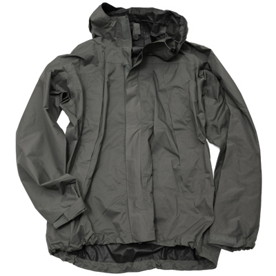 PCU Level VI (6) Gore-Tex, Wet Weather Jacket, (Patagonia Torrentshell Jacket)